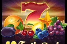 Play Slot machine 40 fruity reels – 7Mojos